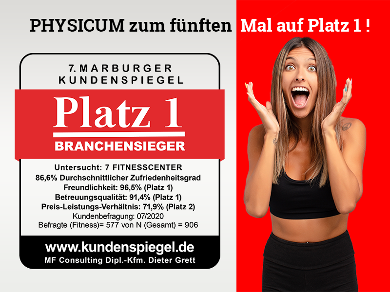 Fitness in Marburg